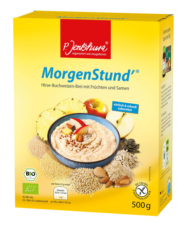 Jentschura ®  MorgenStund' - 500 g - vegan (bio)