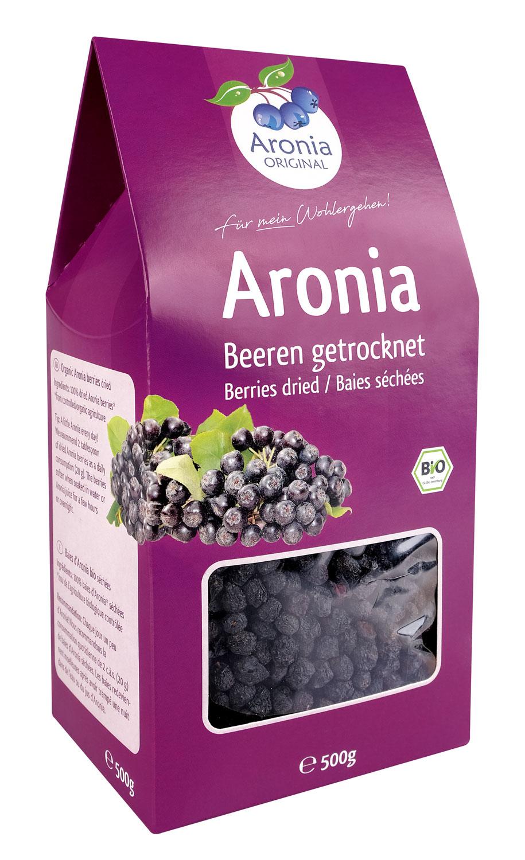 Bio-Aroniabeeren