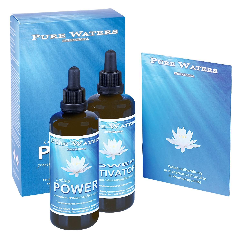Lotus Power Wasseraufbereiter