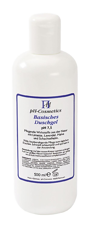 Basisches Duschgel (pH 7,5)