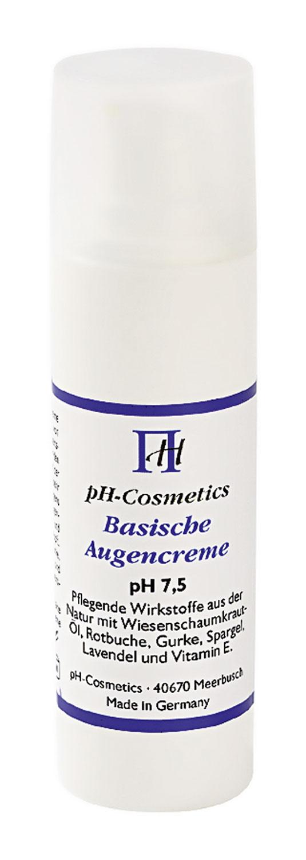 Basische Augencreme (pH 7,5)