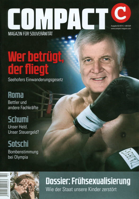 Compact Magazin Ausgabe 02/2014