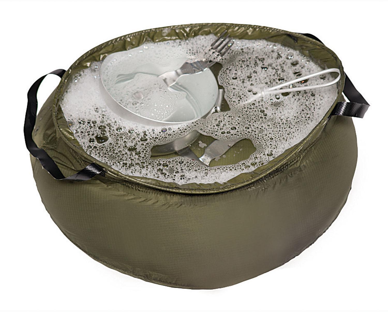 Outdoor Waschbehälter 10 Liter faltbar - 48g