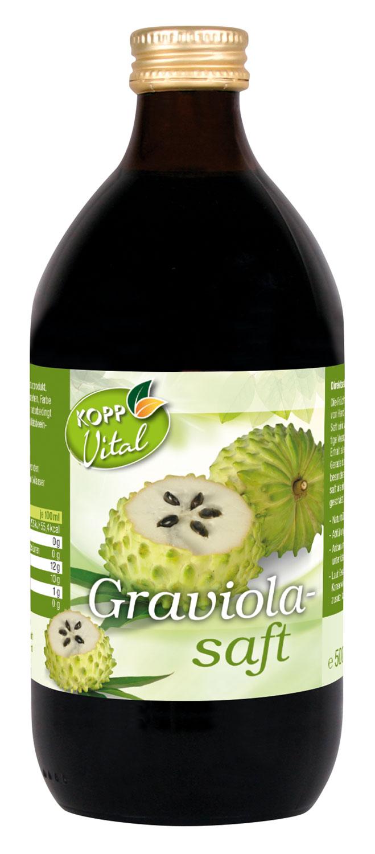 Kopp Vital Graviola-Saft