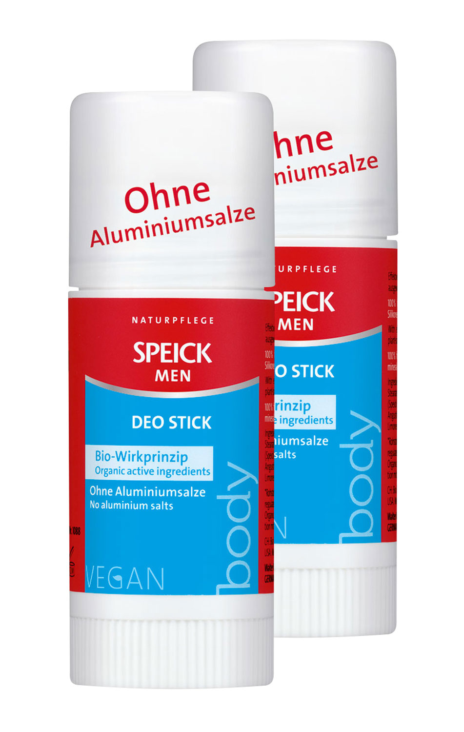 2er Pack Speick Men Deo Stick 40ml
