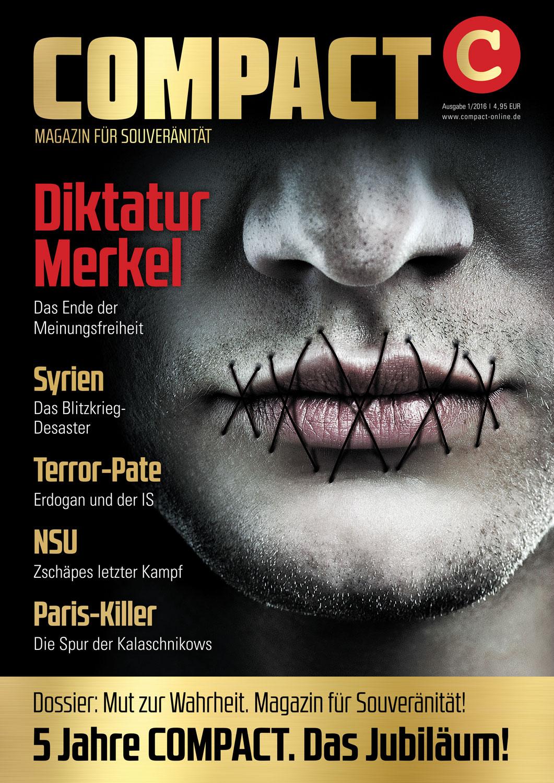 Compact Magazin Januar 2016