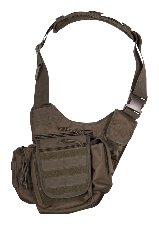 Sling Bag Multifunktion - oliv