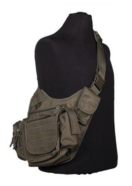 Sling Bag Multifunktion - oliv Bild 2