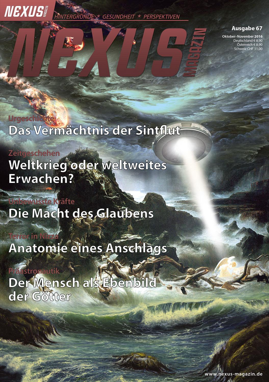 Nexus-Magazin Ausgabe 67 Oktober/November 2016