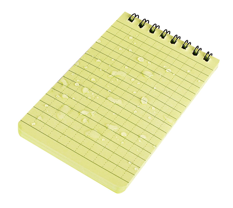 Mil-Tec® Notizblock wasserfest - klein Bild 2