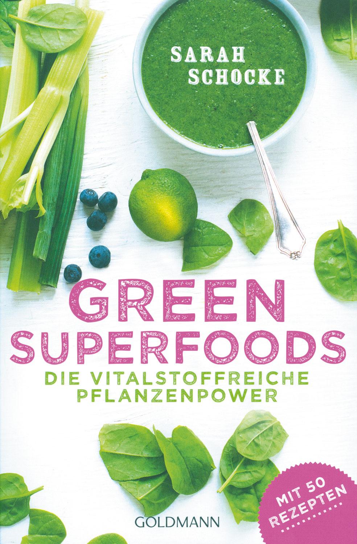 Green Superfoods - Mängelartikel