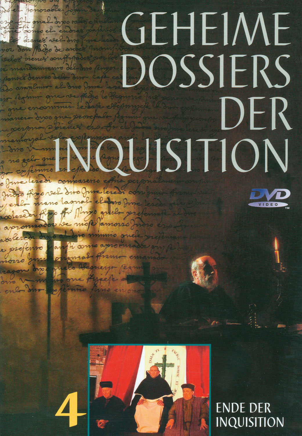Geheime Dossiers der Inquisition - Teil 4: Ende der Inquisition