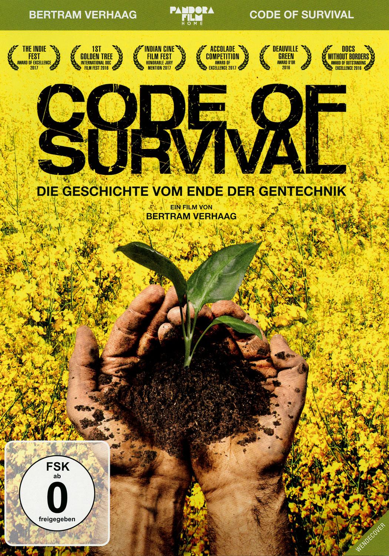 Code of Survival - DVD