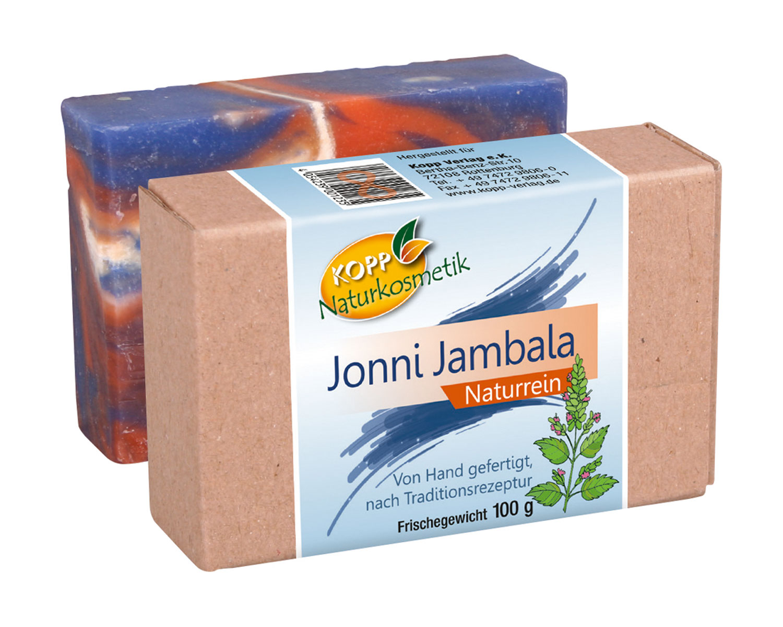 Kopp Naturkosmetik Jonni Jambala Seife -vegan