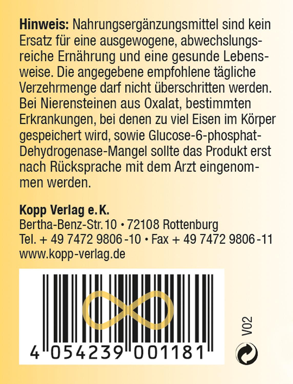 Kopp Vital Liposomales Vitamin C %%WSTplProductImgAltSuffix02%%