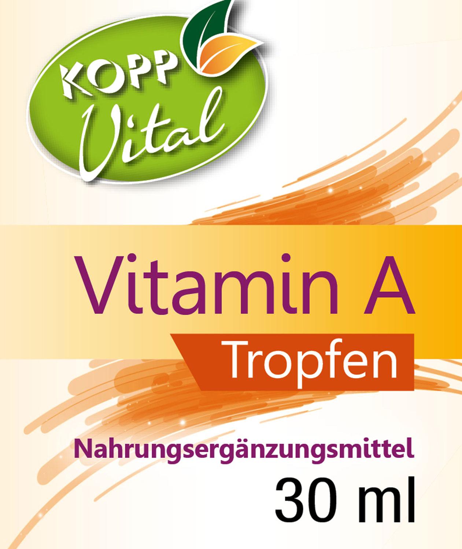 Kopp Vital Vitamin A Tropfen %%WSTplProductImgAltSuffix01%%