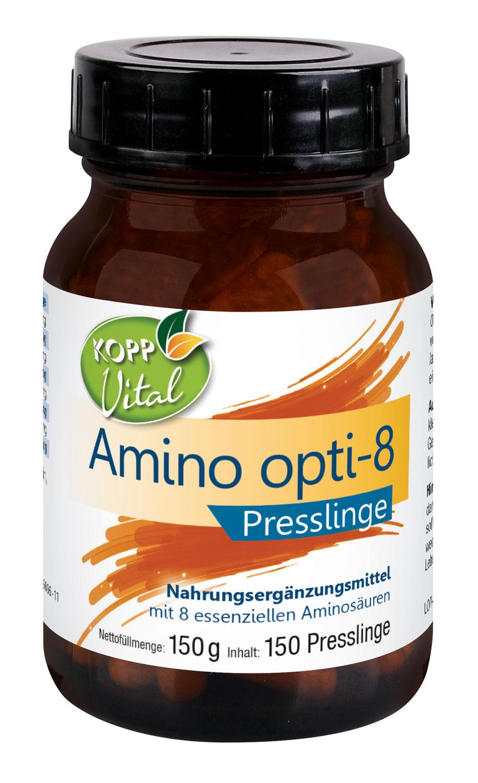 Kopp Vital Amino Opti-8, Presslinge - vegan