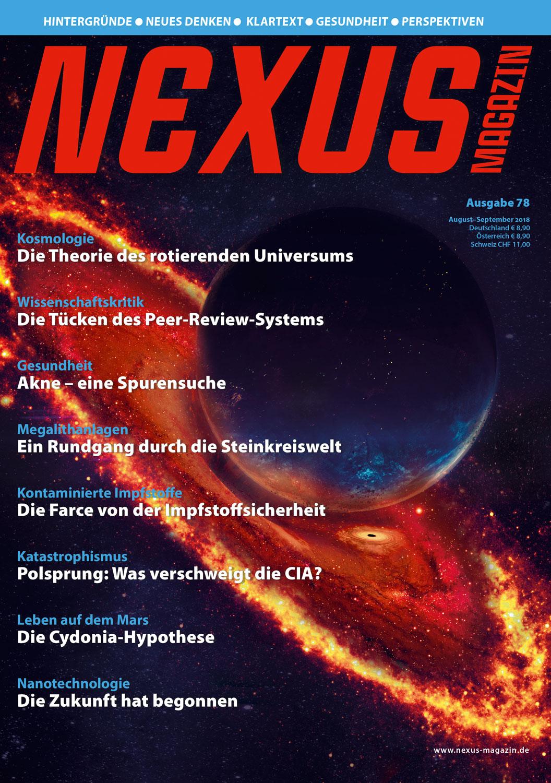 Nexus-Magazin August/September 2018