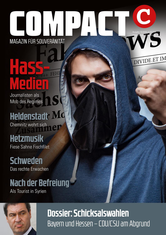 Compact Magazin Oktober 2018