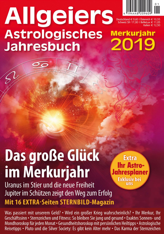Allgeiers Astrologisches Jahresbuch 2019