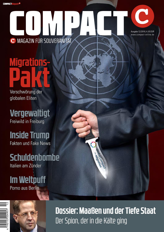 Compact Magazin Dezember 2018