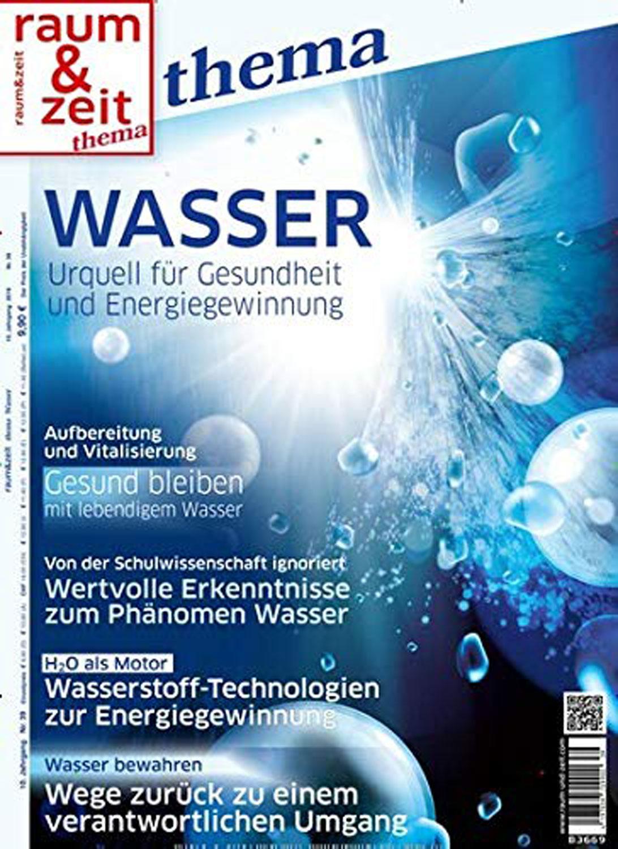 Raum & Zeit Thema: Wasser