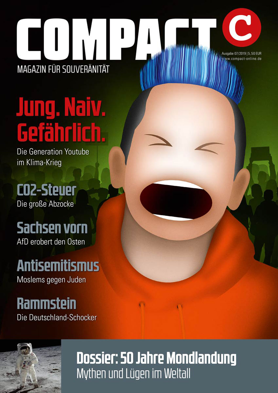 Compact Magazin - Ausgabe Juli 2019