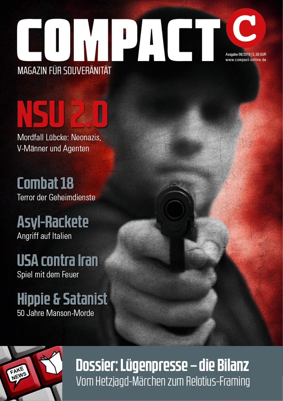 Compact Magazin Ausgabe August 2019