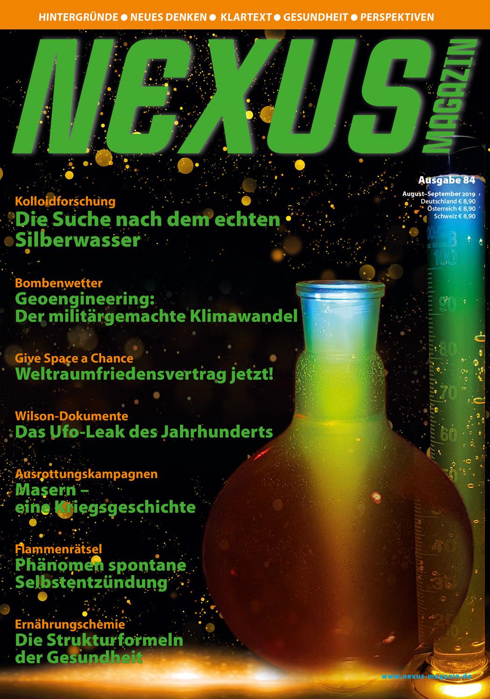 Nexus-Magazin Ausgabe 84 August/September 2019