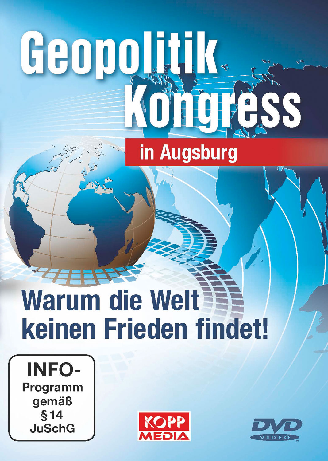 Geopolitik-Kongress DVD