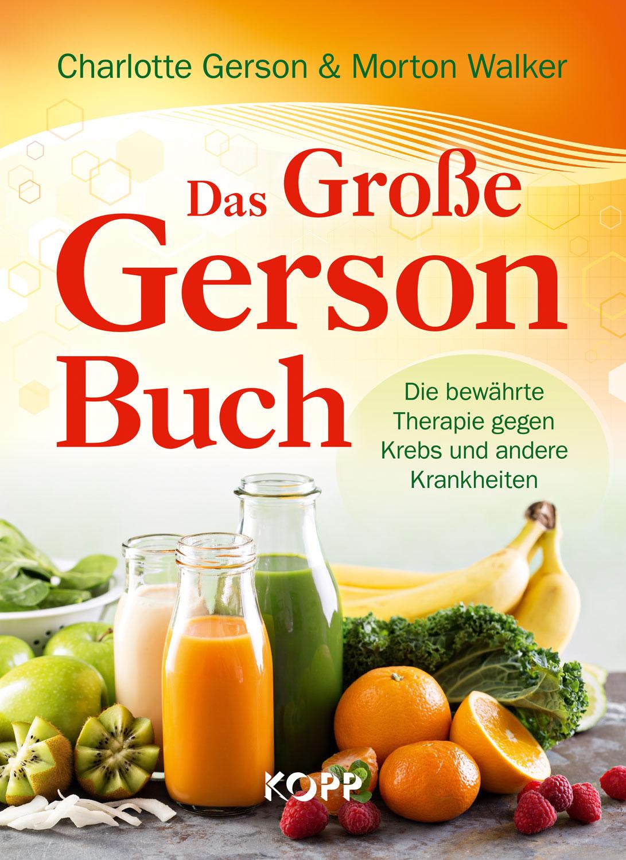 Das große Gerson Buch - Mängelartikel