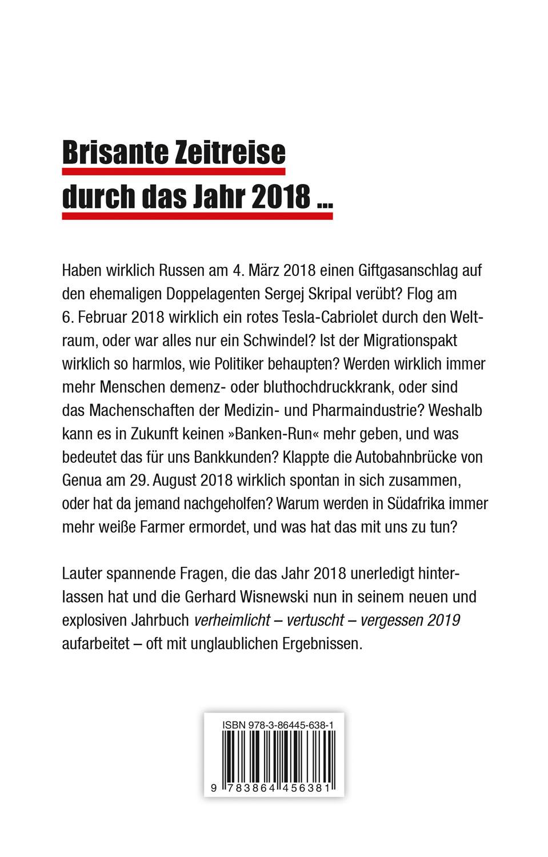 verheimlicht - vertuscht - vergessen 2019 %%WSTplProductImgAltSuffix01%%