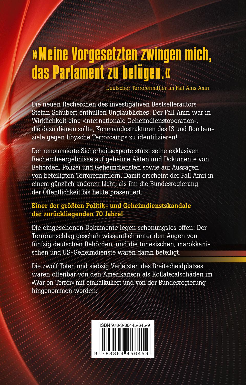 Anis Amri und die Bundesregierung %%WSTplProductImgAltSuffix01%%