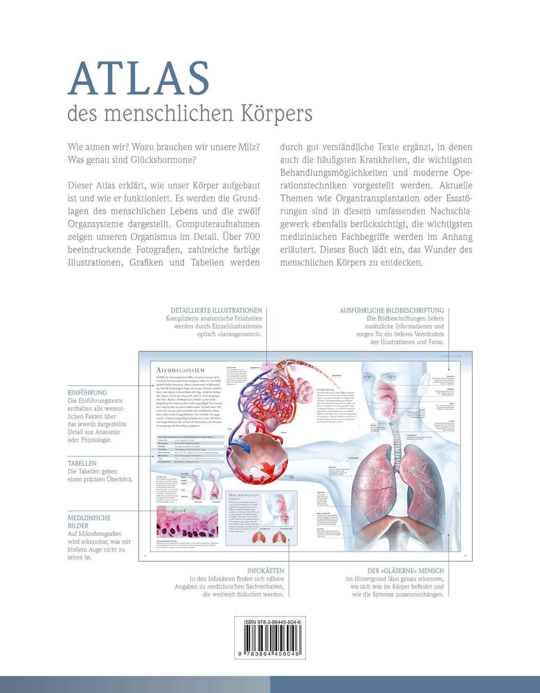 Atlas des menschlichen Körpers %%WSTplProductImgAltSuffix01%%