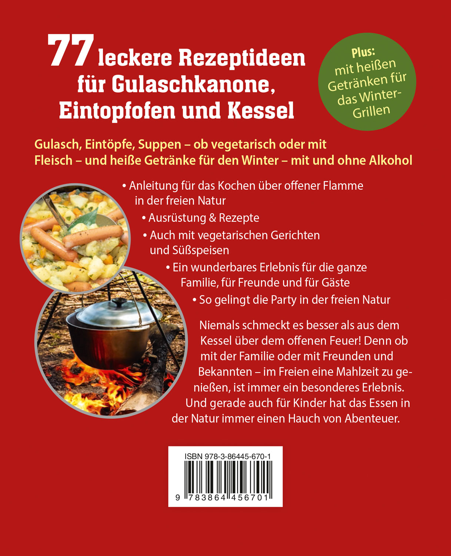 Leckeres aus dem Eintopfofen - Die besten Rezepte für Gulaschkanone, Kessel & Co. %%WSTplProductImgAltSuffix01%%