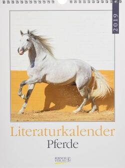 Literaturkalender Pferde 2019