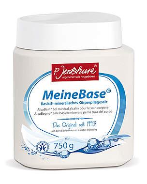 Jentschura® MeineBase mit 8 Edelsteinen, 750 g - vegan