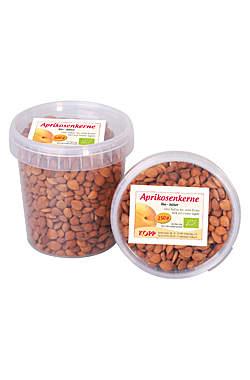 Aprikosenkerne (Bio) - 500g -bitter