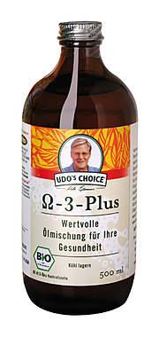 Omega-3-Plus (Bio)