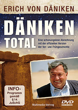 Däniken Total - DVD
