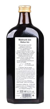 Hildegard von Bingen Maitrunk® - Kurpackung bio    Nahrungsergänzungsmittel _small01