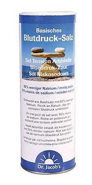 Basisches Blutdruck-Salz