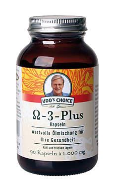Omega-3-Plus Kapseln