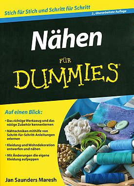Nähen für Dummies_small