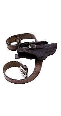 Gürtelholster für die Jet Protector mit Magazinfach (Rechtshänder)