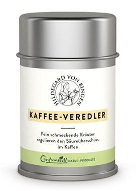Hildegards Kaffee-Veredler - vegan