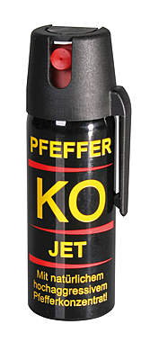 Pfefferspray 50ml 10er-Pack