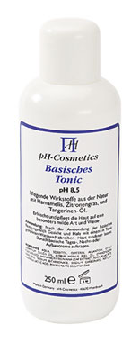 Basisches Tonic (pH 8,5)