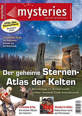 Mysteries Ausgabe Juli/August 2013