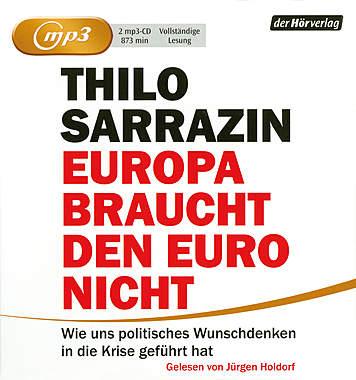 Europa braucht den Euro nicht - Hörbuch_small